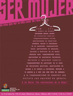 8 de Marzo : El dia de la mujer trabajadora