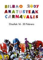 Cartel de carnavales de BILBAO